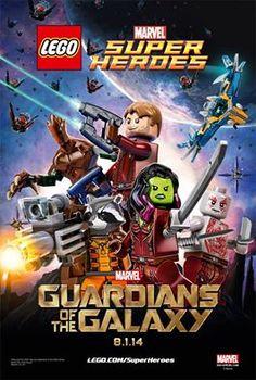 Guardianes de la Galaxia  #LEGO