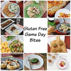 You'll want all of these at your #Superbowl party! #glutenfree