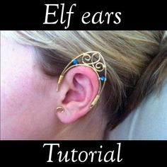 Elf ears | JewelryLessons.com