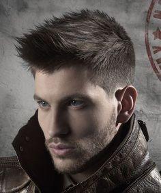Los cortes de pelo para hombres en el 2017 ,son extremos y sumamente varoniles,precisos para cada tipo de hombre,según sus facciones o det...