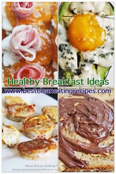 Need weight loss help? Click pin for healthy breakfast ideas from Best Clean Eating Recipes! #cleaneating #diet #weightloss #fitness #healthyeating