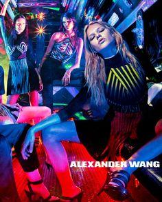 Alexander Wang S/S 2015