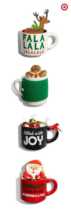 Strapped for hostess gift ideas? Start with a festive Christmas mug (some of these are pretty darn clever) and fill it with little treats you know your host will love—candy canes, hot cocoa mix, oversized cookies, chocolates, an ornament, you name it. It's super easy, delightfully festive and good for endless mugfuls of eggnog.