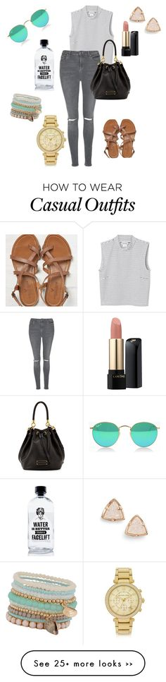 """Casual ✨"" by constanceiuliani on Polyvore"