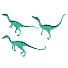 Ces petits dinosaures carnivores sont souvent bien connus des enfants. Rusés et agiles, les compsognathus sont réputés pour courir très vite et être de bons chasseurs. Ces stickers enfant dinos sont ainsi de grands classiques indispensables pour compléter une décoration sur le thème des dinosaures.  Disponibles en 2 formats