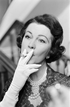 """""""My birth sign is Scorpio and they eat themselves up and burn themselves out. I swing between happiness and misery. I am part prude and part nonconformist. I say what I think and I don't pretend and I am prepared to accept the consequences of my actions.""""  ~ Vivien Leigh"""