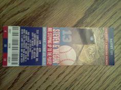 Wedding shower ticket invitation Baseball Wedding Shower, Ticket Invitation, Invitations, Shower Ideas, Bridal Shower, Shower Party, Bridal Showers, Save The Date Invitations, Shower Invitation