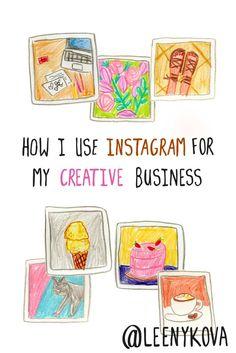 Leenykova Instagram Accounts, Creative Business