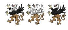 Three Griffins... by Skull-Island-Master.deviantart.com on @deviantART