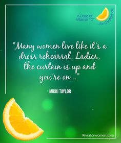 #VitaminC #Confidence #Quotes #9LivesForWomen