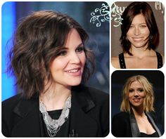 Flattering hairstyles for your face shape-oval face shape1 by rpgshow Oval Face Shapes, Oval Faces, Hair Styles 2014, Short Hair Styles, Oval Face Haircuts, Shaggy Bob, Diamond Face, Homecoming Hairstyles, Hair Blog