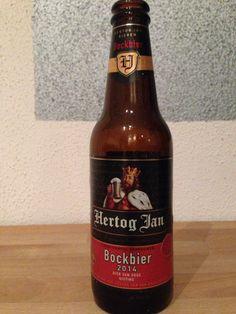 Hertog Jan - Bockbier. 30cl, 6,5%, cat. S Hertog Jan brouwerij, Arcen 191