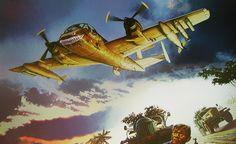 """Grumman OV-1 Mohawk"""