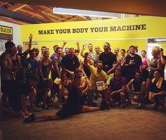 Thank you @bjgaddour !!! #trainatthesourcesf #metabolicmayhem