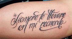 Pagina De Letras Para Tatuajes