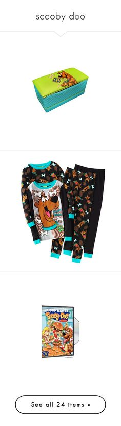 """""""scooby doo"""" by kaykaylehr ❤ liked on Polyvore featuring home, children's room, children's decor, cabinets and storage, shirts, tops, baby, kid stuff, seating and chairs & rockers"""