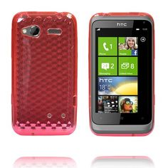 Compatible with HTC Radar. Shields your HTC from scratches and damages. Gives your HTC a unique, personal look. Cubes, Iphone, Shell, Pink, Dice, Hot Pink, Pink Hair, Conch, Shells