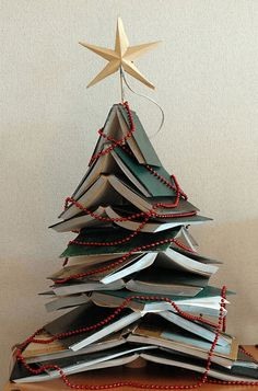 Now that's thinking! Christmas done the old fashioned way, use what you have! Keep with the spirit!