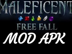 Maleficent Free Fall MOD APK Hack Unlimited Magic, Lives Young Maleficent, Film Maleficent, Restaurant Game, Just Go, Love You, Green Magic, Live Action Film, Level Up, Cheating