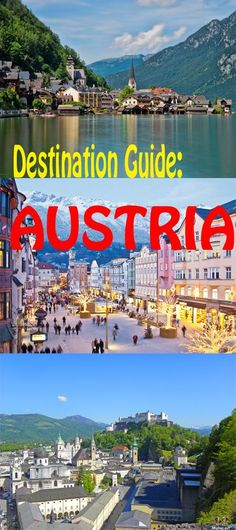 Where to go and what to do in Austria: http://bbqboy.net/austria-travel-guide/ #austria #travelguide
