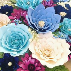 51 diy paper flower tutorials how to make paper flowers diy diy giant rose templates paper rose patterns tutorials paper rose flower wall svg cut files for paper flowers mightylinksfo