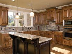 New Kitchen Island Ideas kitchen islands - new home trends and ideas | kitchen trends