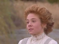 """Beautiful and talented Megan Follows as """"Anne of Green Gables"""""""