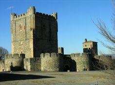 Castelo de Bragança [Séc. XIII - Bragança, Trás-os-Montes-e-Alto-Douro, Portugal]