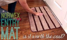 Norwex Entry Mat: Re