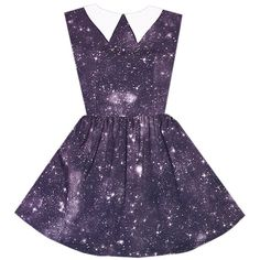 Greater Galaxy Moonrise Kingdom Dress