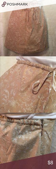 Gap skirt size 4 Gap skirt size 4, side zip GAP Skirts Mini