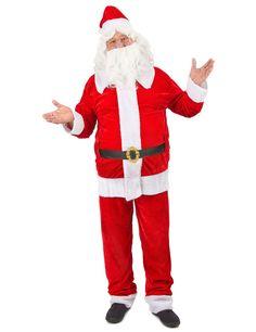 Déguisement Père Noël super luxe homme   Deguise-toi, achat de Déguisements  adultes 2c56c11c10a5