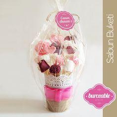 Soap Bouquet - Hediyelik Sabun Buketi