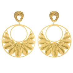 Golden Nile Drop Earrings - Car Recommendation For Womans Amazon Gifts, Holiday Gift Guide, Things To Buy, Cool Gifts, Giveaway, Jewelery, Crochet Earrings, Autumn Fashion, Bling