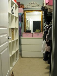 Small Closet Makeovers Design, Pictures, Remodel, Decor and Ideas - page 2