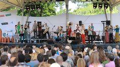 Le festival de Jazz Paris 2013 du Parc floral, c'est le bon plan gratuit pour flâner et lézarder au soleil en écoutant de la bonne musique.