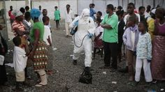 Why do you think Ebola is not receiving as much attention as people clearly think it should? Is simply pledging money enough, or should America take aid a step further?