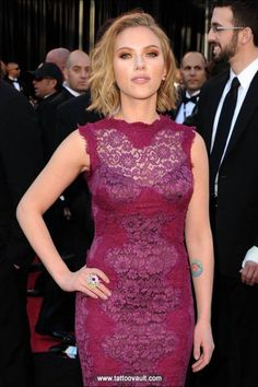 Check out Scarlett Johansson Arm Tattoo Design. We add new tattoo designs on a daily basis. Some of the coolest tattoos you will ever see.