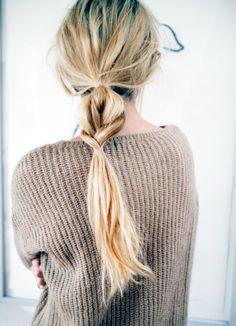 6 Summer Hair-do's to Try | lark & linen