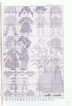Ondori Janpan - Cross Stitch Designs 1 - 幽兰 - Picasa Albums Web