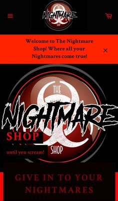 #justadded over 40 #newproducts #nowavailable to thenightmareshopl... for all you #freaksandgeeks! So head in over and #checkusout. We #appreciate all if your #support! #horror #thenightmareshop #allhorror #allthetime #supportsmallbusiness #cheapmerch #subscribe #horrormerch