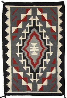 Navajo Rug/Weaving Native American Blanket, Native American Rugs, Native American Artifacts, American Indian Art, American Indians, Navajo Art, Navajo Rugs, Navajo Style, Southwestern Quilts