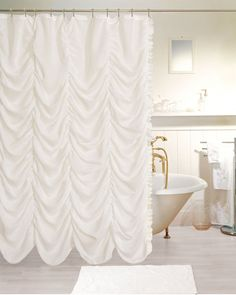 Theater Shower Curtain