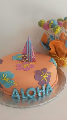 9 year old birthday cakes using fondant