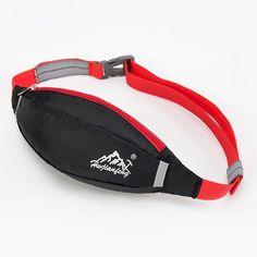 Impermeable paquete de la cintura para Los Hombres Las Mujeres Riñonera Bum Bag Hip Belt Dinero viajes Bolso Del Teléfono Móvil