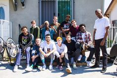 If you liked the Kevin Abstract Inspo here is a BROCKHAMPTON Inspo