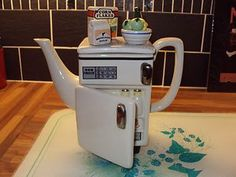cute teapot