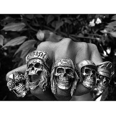 Exhilarating Jewelry And The Darkside Fashionable Gothic Jewelry Ideas. Astonishing Jewelry And The Darkside Fashionable Gothic Jewelry Ideas. Skull Jewelry, Gothic Jewelry, Jewelry Rings, Skull Rings, Fine Jewelry, Crane, Mens Ring Designs, Biker Rings, Dragon 2
