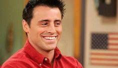As zoações de Joey Tribiani durante as gravações de Friends
