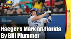 """""""Lauren Haeger Made Her Mark at Florida"""" Written by Bill Plummer See the full article at http://fastpitch.tv/haeger-mark-on-florida Sponsored by http://SoftballJunk.com/ Look at my magazine http://FastpitchMagazine.com/ Join the player search at http://Fastpitch.directory/ Show your support http://Fastpitch.TV/Backers LINKS OF INTEREST  http://Fastpitch.TV/Store  http://Fastpitch.TV/Podcasts http://Fastpitch.TV/Instagram http://Fastpitch.TV/Facebook http://Fastpitch.TV/Newsletter"""